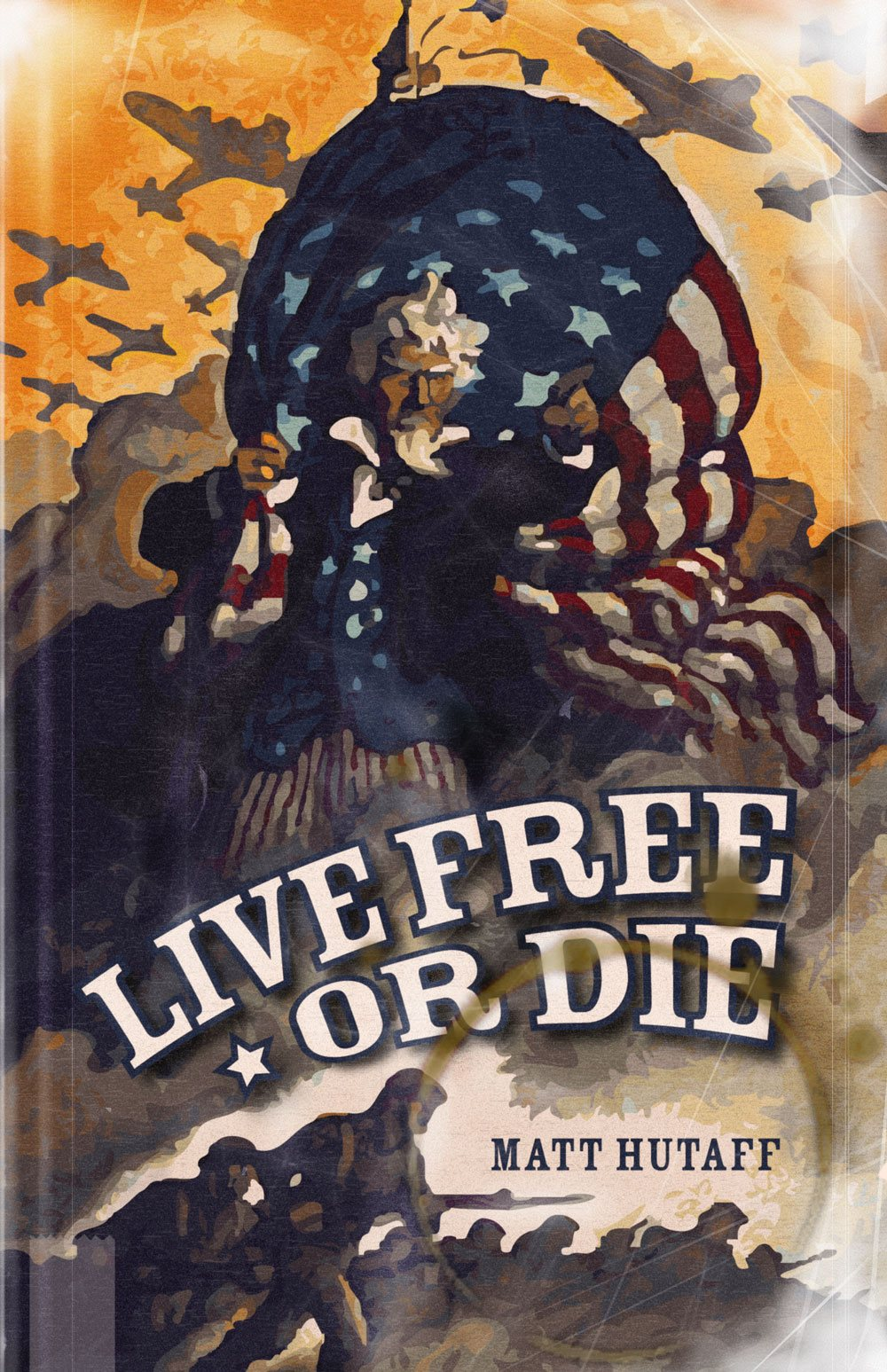 Live Free or Die cover